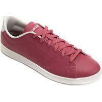 6b624ebaed ... Tênis Adidas Advantage Clean Qt Feminino - Feminino-Rosa