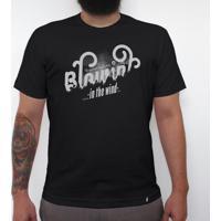 Blowin In The Wind - Camiseta Clássica Masculina