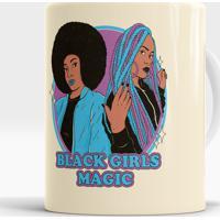 Caneca Black Girls Magic