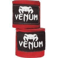 Bandagem De Boxe Venum (4M) Vermelha