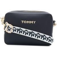 Tommy Hilfiger Tommy Icons Crossbody Bag - Azul