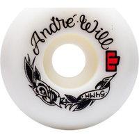 Roda Moska 54Mm Andre Will White 53D
