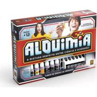 Jogo Alquimia - 2018 - Grow