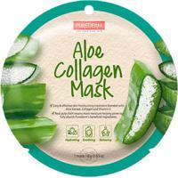 Máscara Facial Hidratante Purederm Aloe Vera E Colágeno