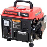 Gerador Monofásico 950W Gasolina 220V Gt950 Kawashima