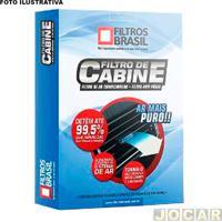 Filtro Da Cabine - Filtros Brasil - Fusion 2013 Até 2016 - Cada (Unidade) - Fb1129