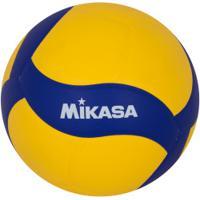 Bola De Vôlei Mikasa Vm330W - Amarelo/Azul
