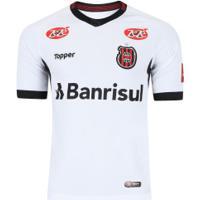 ... Camisa Do Brasil De Pelotas Ii 2018 Topper - Masculina - Branco Vermelho c8de7027f574e
