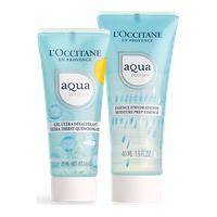 L'Occitane Rotina Duo Hidratação Gel Aqua Réotier