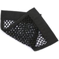 Car Trunk Armazenamento Net Com Fita Adesiva Acessórios De Armazenamento Car Net Interior Organizer Bag Bolsa Para Garrafas / Mercearia