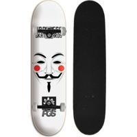 Skate Completo Iniciante Progress - Pgs Anonimus - Unissex