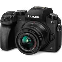 Câmera Digital Panasonic Lumix Dmc-G7K Preto