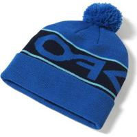 Gorro Oakley Factory Cuff - Masculino-Azul