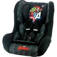Cadeira Para Auto 0 A 25Kg Marvel Trio Luxe Capitão América Avengers