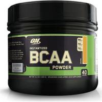 Aminoácido Bcaa 5000 Powder 260G- Optimum Nutrition - Unissex