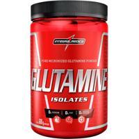 Glutamine Powder Isolates 600G - Integralmedica - Unissex