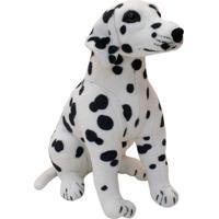 Pelúcia Minas De Presentes Cachorro Branco - Kanui