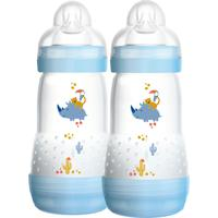 Mamadeira Easy Start 260 Ml - Double Pack Boys