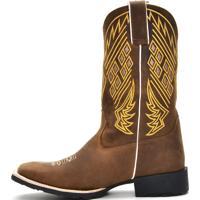 Bota Texana Country Ramon Boots Marrom