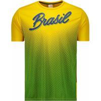 Camisa Brasil Gurupi Masculina - Masculino