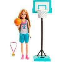Barbie Explorar E Descobrir Stacie Basquete - Mattel