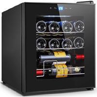 Adega Easycooler 12 Garrafas Preta Cuisinart 220V 4092910041