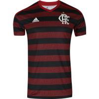 Camisa Do Flamengo I 2019 Adidas - Masculina - Vermelho/Preto