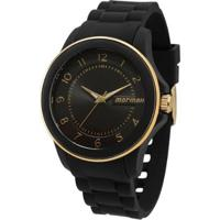 Relógio Mormaii-Mopc21Jae - Feminino-Preto