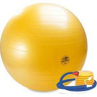 Bola Pilates Gymball + Bomba - Mormaii - 65Cm - Unissex-Preto