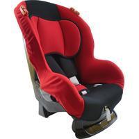 Cadeira Para Auto Lumina Preto/Vermelho Lumina