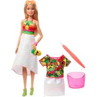 Boneca Barbie - Barbie Super Frutas Crayola - Mattel
