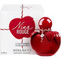 Perfume Nina Ricci Rouge Feminino Edt 30Ml - Feminino-Incolor