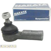 Terminal De Direção - Nakata - Golf/A3 - 1999 Até 2006 - New Beetle 2000 Até 2003 - Bora 2004 Até 2006 - Direção Hidráulica - Lado Do Motorista - Cada (Unidade) - N1061