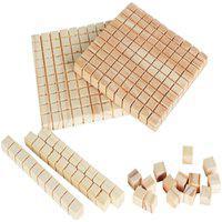 Material Dourado Individual 111 Peças - Carlu