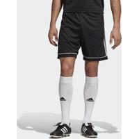 Shorts Squadra 17 Adidas Infantil - Masculino