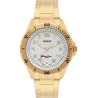 Relógio Analógico Orient Masculino - Mgss1103A S2Kx Dourado