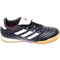 Chuteira Futsal Copa 17.3 Adidas Preta