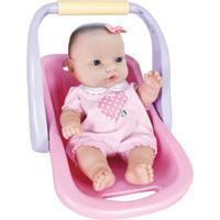 Boneca Bebê Conforto - Cotiplás - Feminino-Incolor
