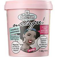 Lola Cosmetics Milagre Diet - Creme De Pentear 400G - Unissex