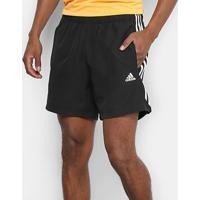 Bermuda Adidas Essentials 3 Stripes Chelsea Masculina - Masculino