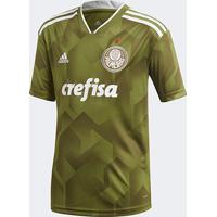 Netshoes  Camisa Palmeiras Infantil Iii 2018 S N° - Torcedor Adidas -  Unissex 6d026b1f0ef16