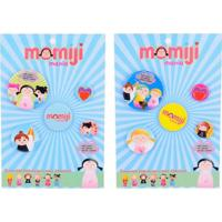 Coleções Botons Momiji Mania Conjunto C/10 Trevisan Concept
