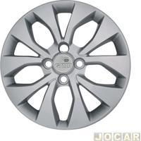 Calota Aro 15 Chevrolet - Grid - Onix/Prisma 2017 Em Diante - Cubo Baixo - Prata - Cada (Unidade) - 375Cb.Pta.U