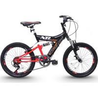 Bicicleta Track Bikes Xr 20 Juvenil Aro 20 - Unissex