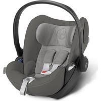 Bebê Conforto Cybex Cloud Q Plus Manhatan Grey Cinza