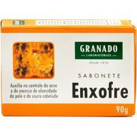 Sabonete Em Barra Enxofre Antiacne Granado 90G
