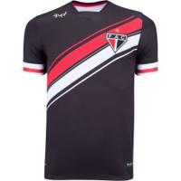 Camisa De Goleiro Do Ferroviário Iii 2020 Bomache - Masculina - Preto