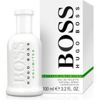 Perfume Hugo Buss Bottled Unltd Masculino Eau De Toilette