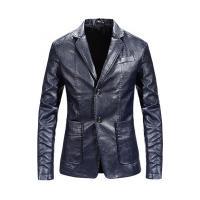 Blazer Masculino Norton De Material Ecológico - Azul