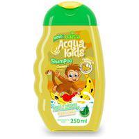 Shampoo Nazca Acqua Kids Banana Cabelos Mais Hidratados Fáceis Desembaraçar Limpeza Suave Hipoalergênico 250Ml
